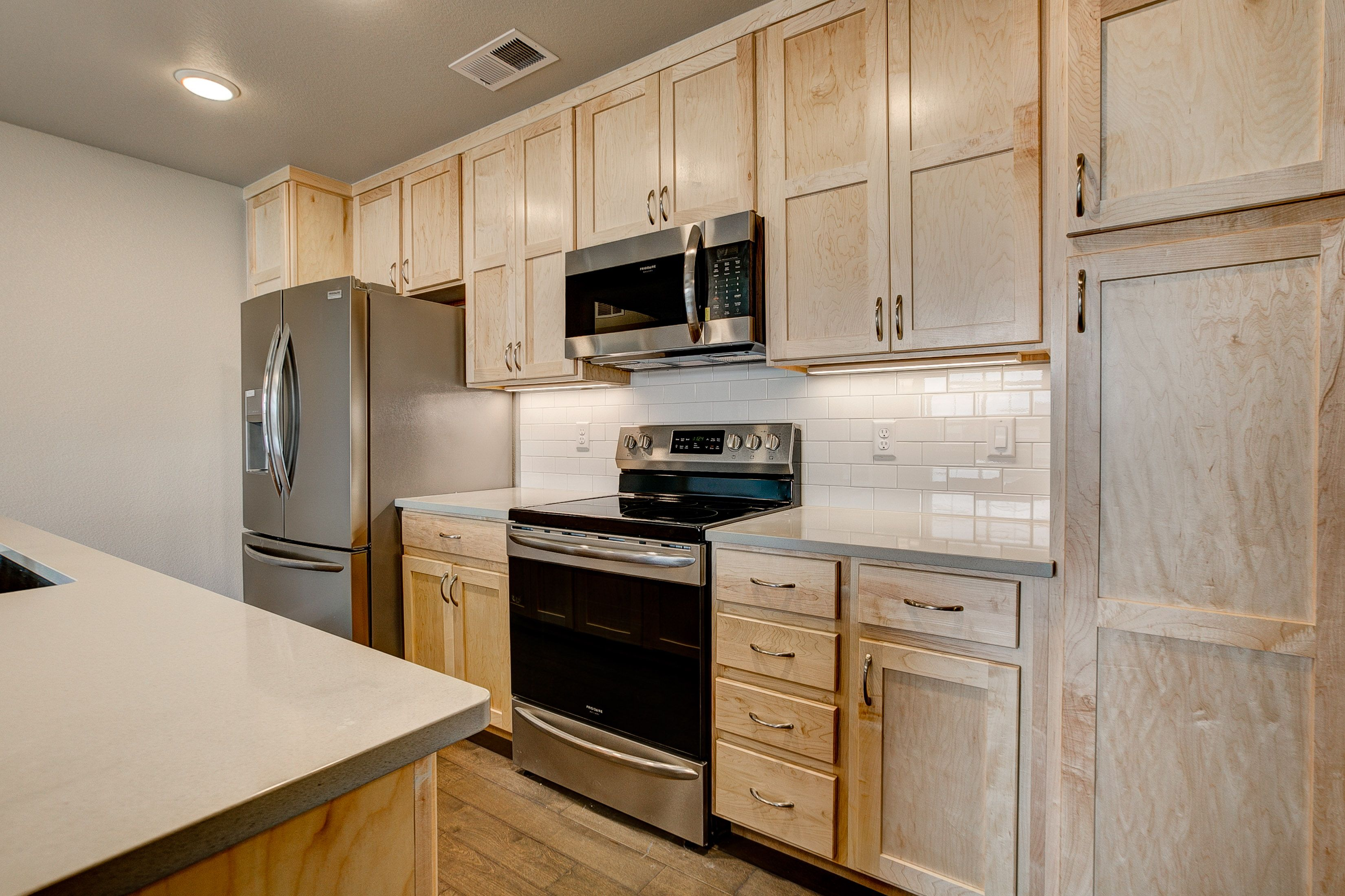 Kitchen featured in the Oxford By Landmark Homes  in Fort Collins-Loveland, CO