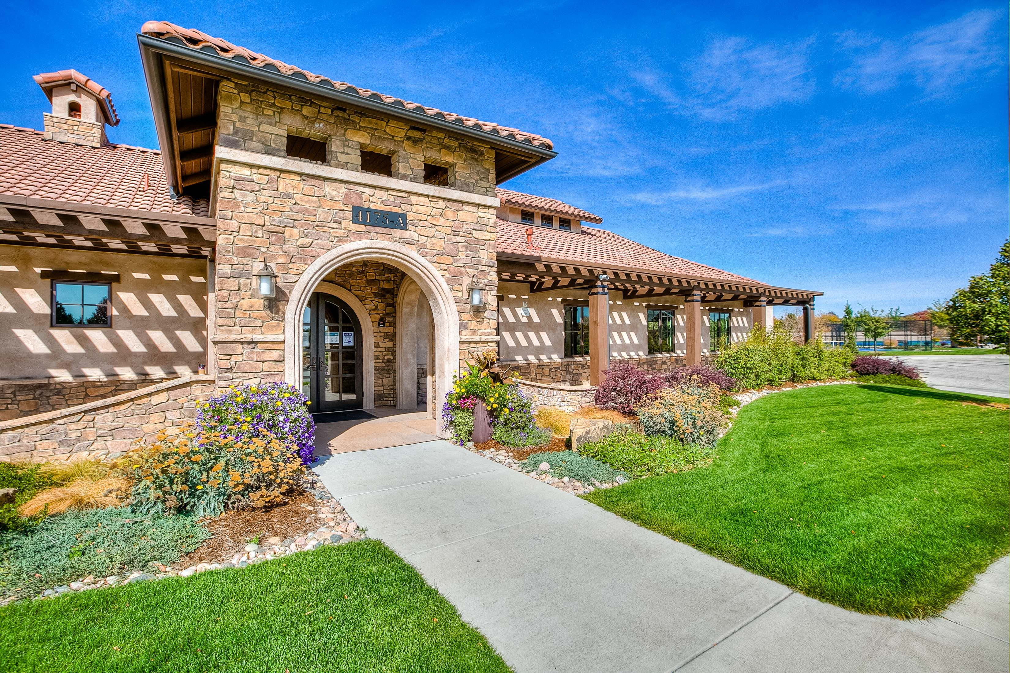 'Harmony Townhomes' by Landmark Homes - Colorado  in Fort Collins-Loveland