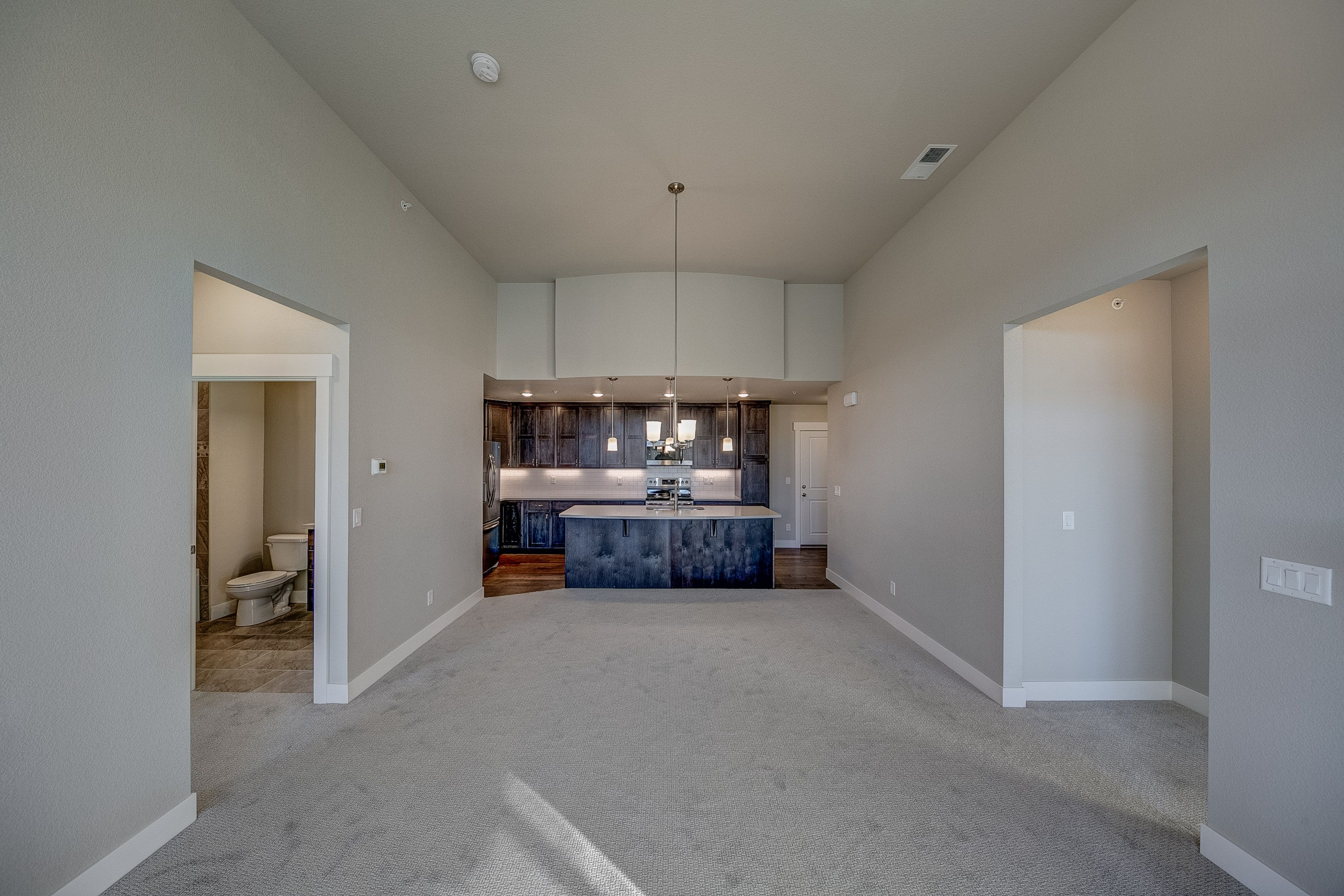 Living Area featured in the Harvard By Landmark Homes  in Fort Collins-Loveland, CO