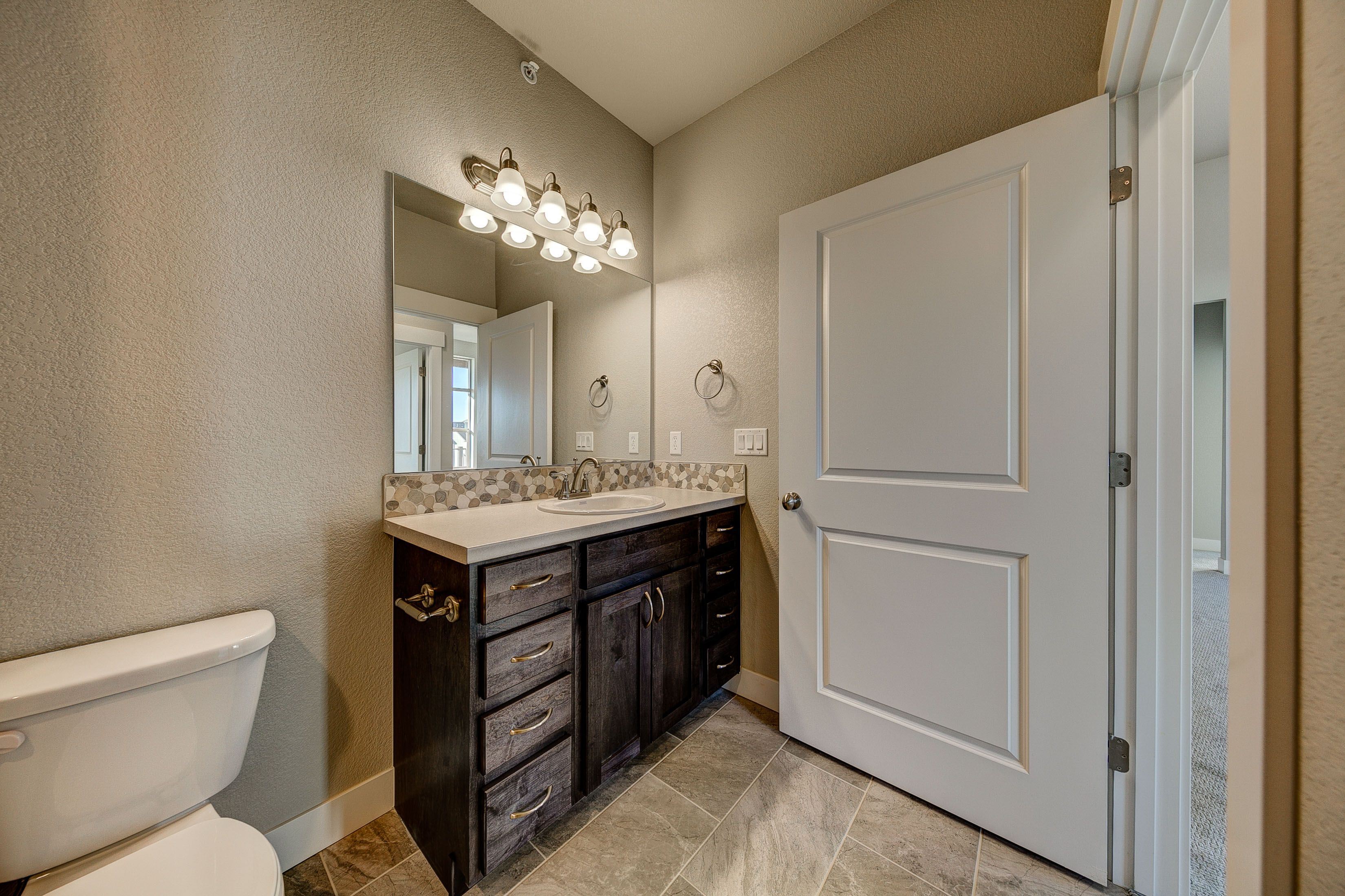 Bathroom featured in the Harvard By Landmark Homes  in Fort Collins-Loveland, CO