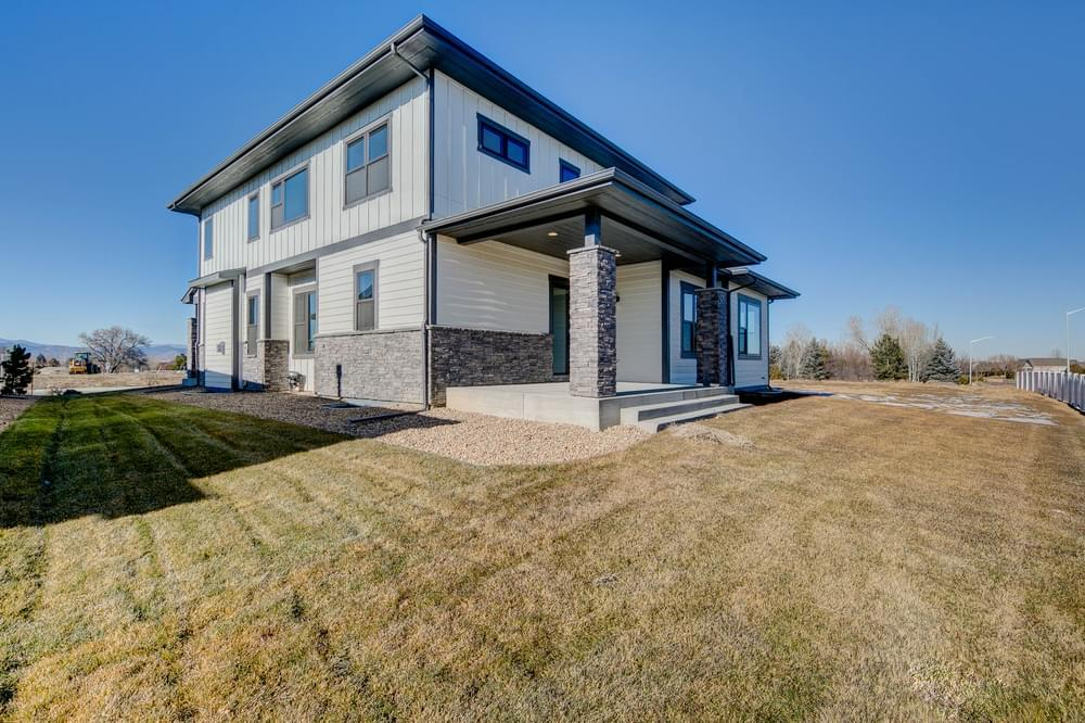 Exterior featured in the Boardwalk By Landmark Homes - CO in Fort Collins-Loveland, CO