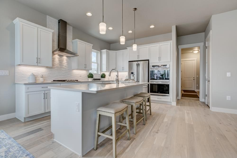 Kitchen featured in the Hillsdale By Landmark Homes - CO in Fort Collins-Loveland, CO