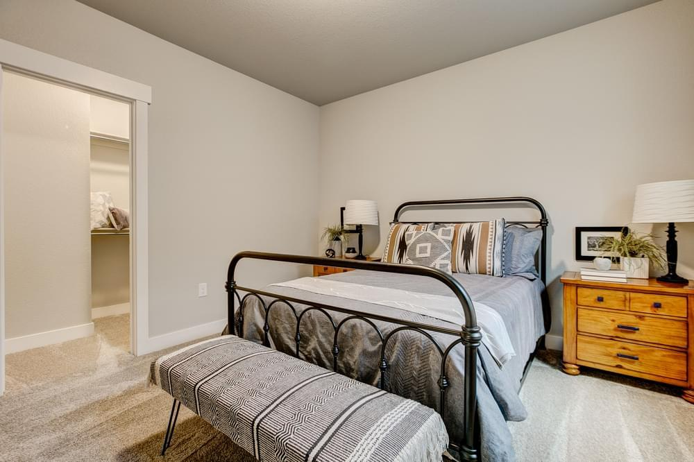 Bedroom featured in the Hillsdale By Landmark Homes - CO in Fort Collins-Loveland, CO