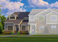 Addison - Country Farms Village, The Towns: Windsor, Colorado - Landmark Homes - CO