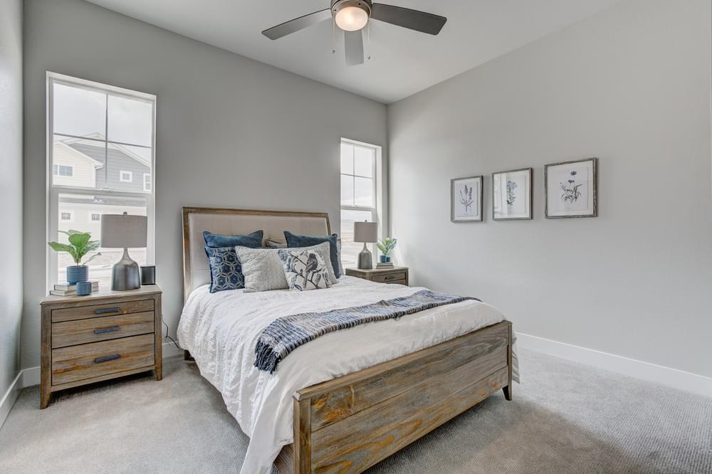 Bedroom featured in the Addison By Landmark Homes - CO in Fort Collins-Loveland, CO