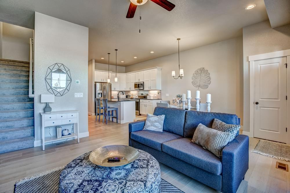 Living Area featured in the Barrington By Landmark Homes - CO in Fort Collins-Loveland, CO
