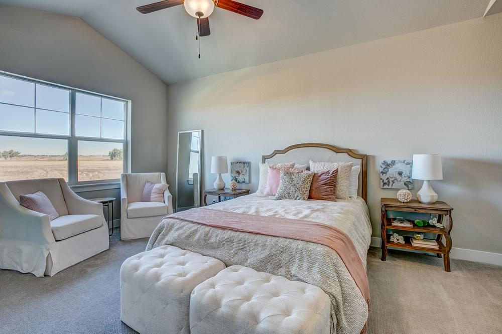 Bedroom featured in the Barrington By Landmark Homes - CO in Fort Collins-Loveland, CO