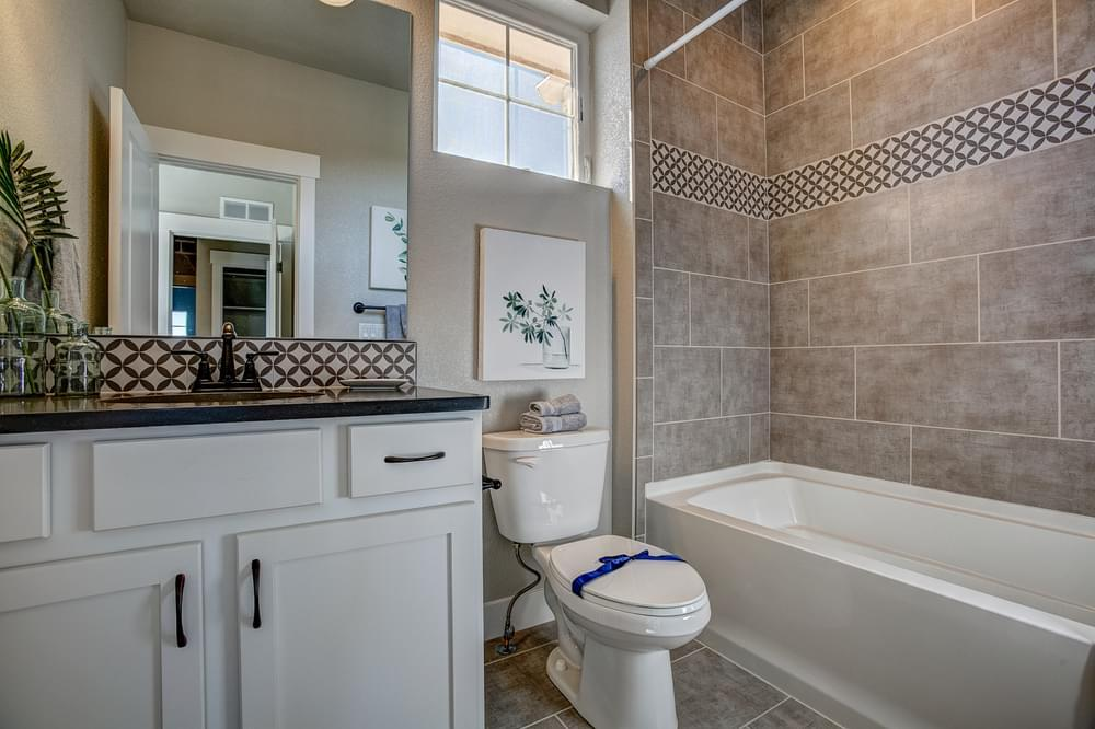 Bathroom featured in the Barrington By Landmark Homes - CO in Fort Collins-Loveland, CO