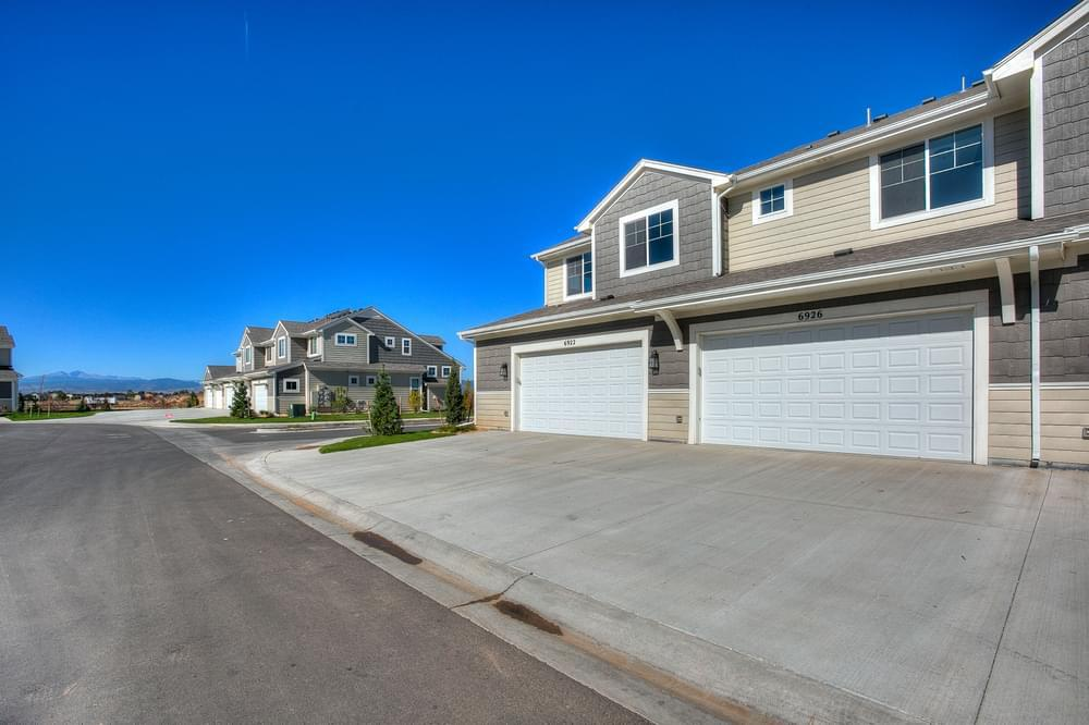 Exterior featured in the Barrington By Landmark Homes - CO in Fort Collins-Loveland, CO