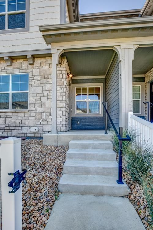 Exterior featured in the Camden By Landmark Homes - CO in Fort Collins-Loveland, CO
