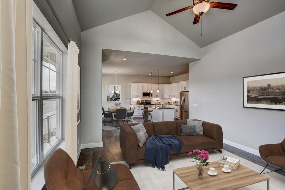 Living Area featured in the Devon By Landmark Homes - CO in Fort Collins-Loveland, CO