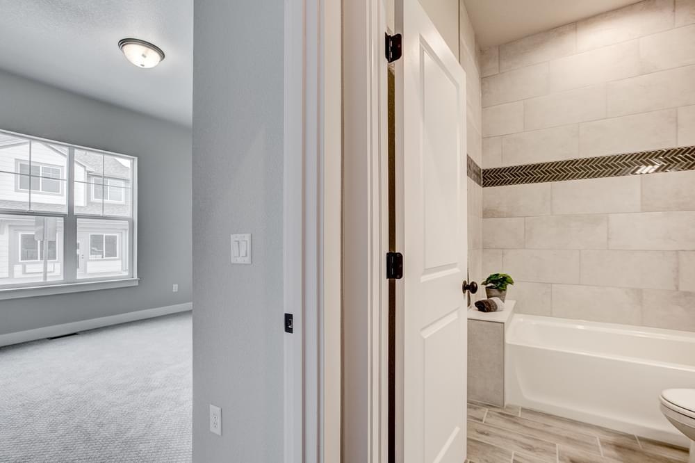 Bathroom featured in the Devon By Landmark Homes - CO in Fort Collins-Loveland, CO