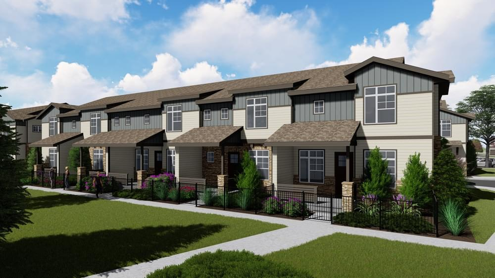 'Discovery at The Lakes at Centerra' by Landmark Homes in Fort Collins-Loveland