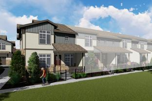 Timberline - Discovery at The Lakes at Centerra: Loveland, Colorado - Landmark Homes - CO