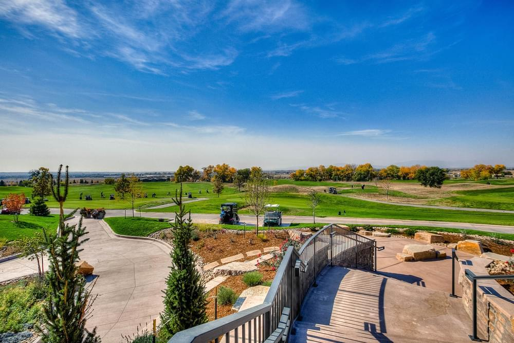 'Harmony Townhomes' by Landmark Homes in Fort Collins-Loveland