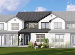 Oakmont - Harmony Townhomes: Timnath, Colorado - Landmark Homes - CO