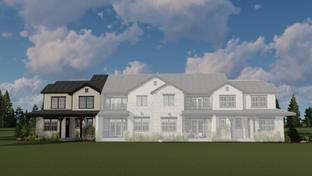 Silverdale - Harmony Townhomes: Timnath, Colorado - Landmark Homes - CO