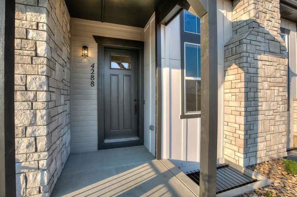 Exterior featured in the Silverdale By Landmark Homes - CO in Fort Collins-Loveland, CO