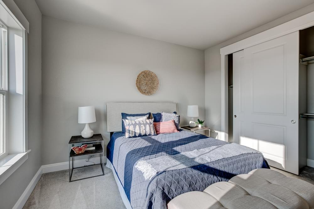 Bedroom featured in the Silverdale By Landmark Homes - CO in Fort Collins-Loveland, CO
