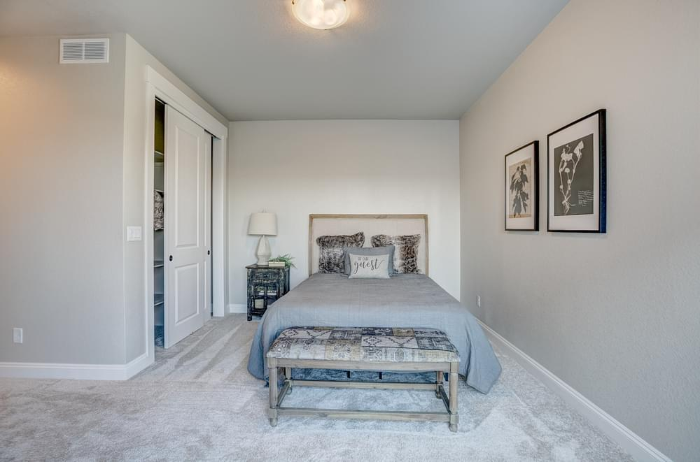 Bedroom featured in the Victoria By Landmark Homes - CO in Fort Collins-Loveland, CO