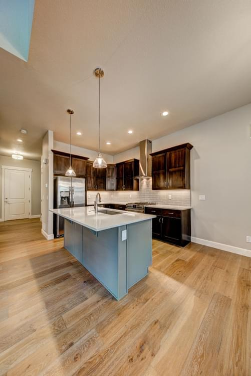 Kitchen featured in the Avalon By Landmark Homes - CO in Fort Collins-Loveland, CO