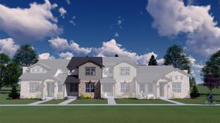Carolina - Heron Lakes Townhomes at TPC Colorado Golf Course: Berthoud, Colorado - Landmark Homes - CO