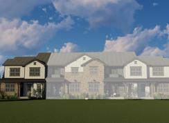 Summerlin - Heron Lakes Townhomes at TPC Colorado Golf Course: Berthoud, Colorado - Landmark Homes - CO