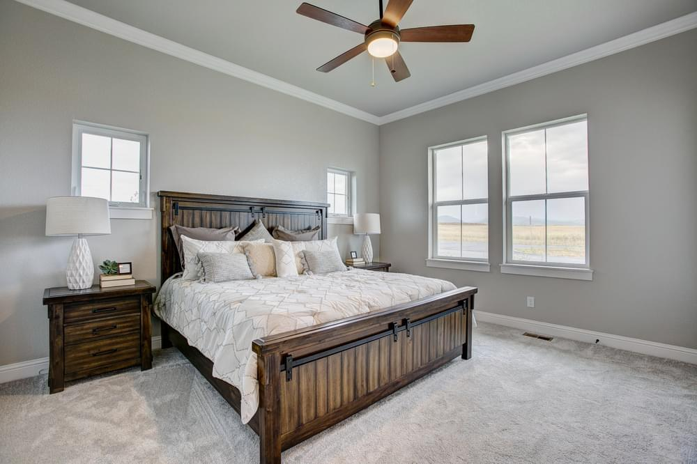 Bedroom featured in the Summerlin By Landmark Homes - CO in Fort Collins-Loveland, CO