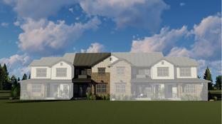 Valencia - Heron Lakes Townhomes at TPC Colorado Golf Course: Berthoud, Colorado - Landmark Homes - CO