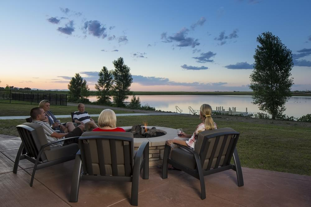 'The Shores at the Lakes at Centerra' by Landmark Homes in Fort Collins-Loveland