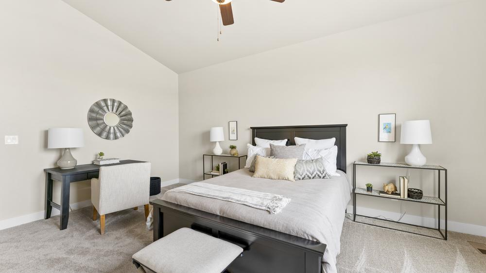Bedroom featured in the Carolina By Landmark Homes - CO in Greeley, CO