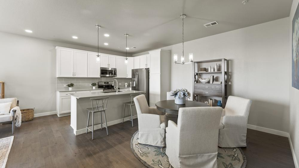 Living Area featured in the Cascade By Landmark Homes - CO in Fort Collins-Loveland, CO