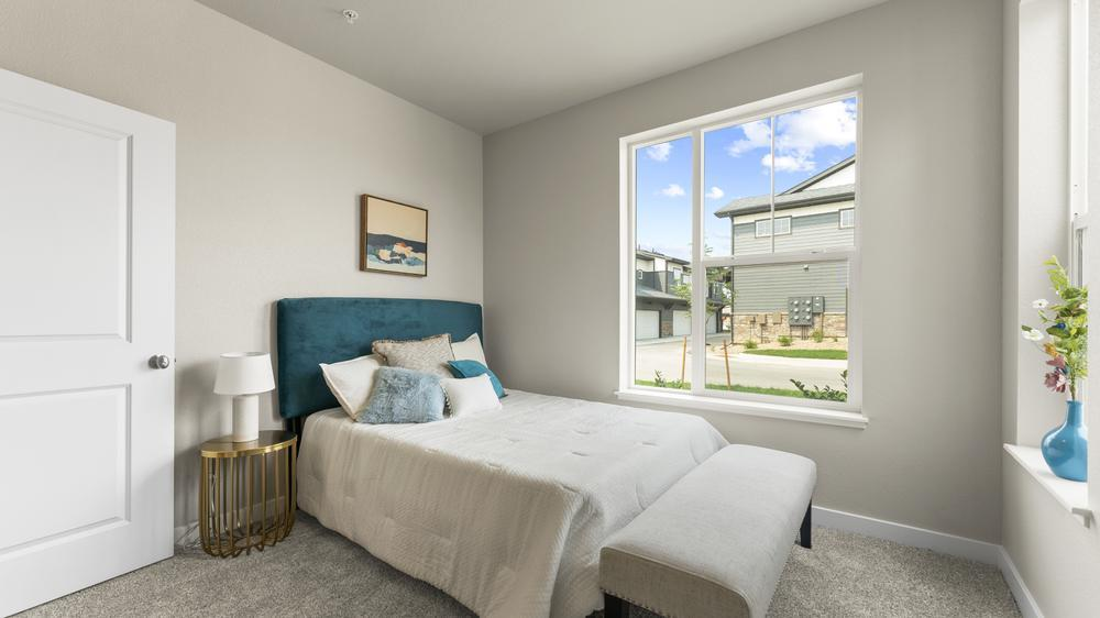 Bedroom featured in the Cascade By Landmark Homes - CO in Fort Collins-Loveland, CO