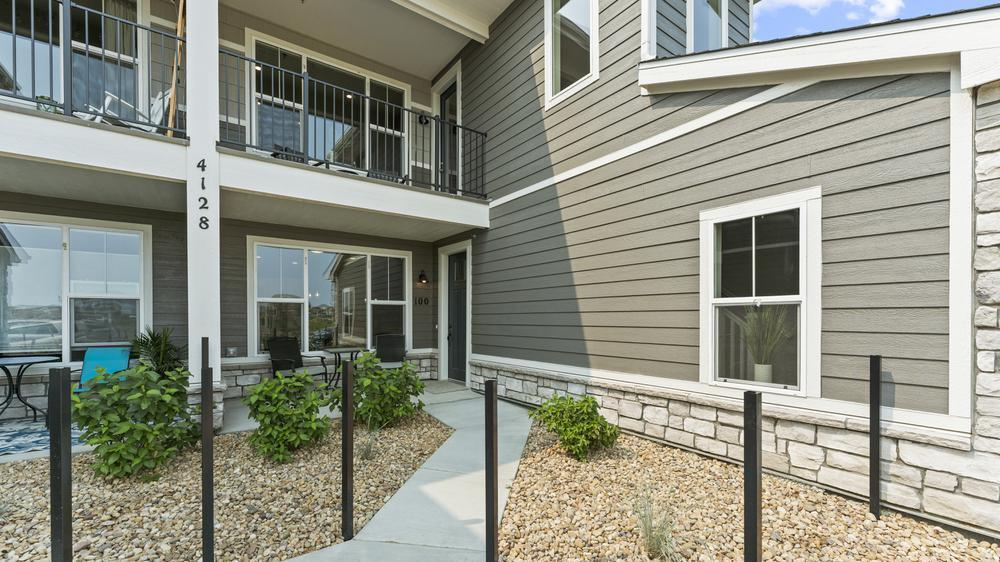 Exterior featured in the Cascade By Landmark Homes - CO in Fort Collins-Loveland, CO