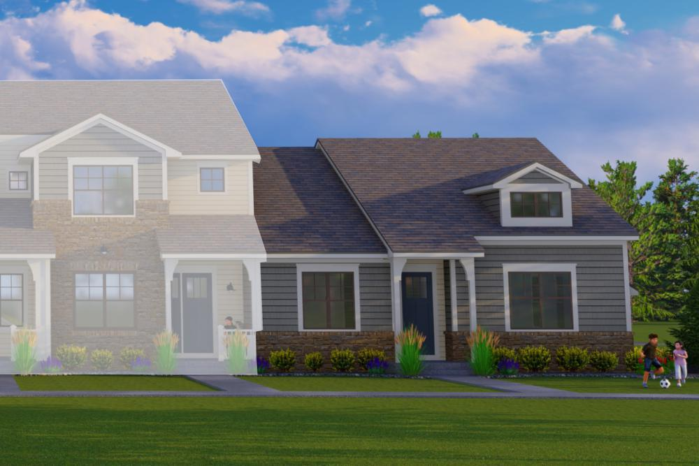 Exterior featured in the Devon By Landmark Homes - CO in Fort Collins-Loveland, CO