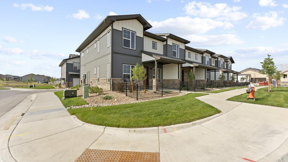 Exterior featured in the Timberline By Landmark Homes - CO in Fort Collins-Loveland, CO