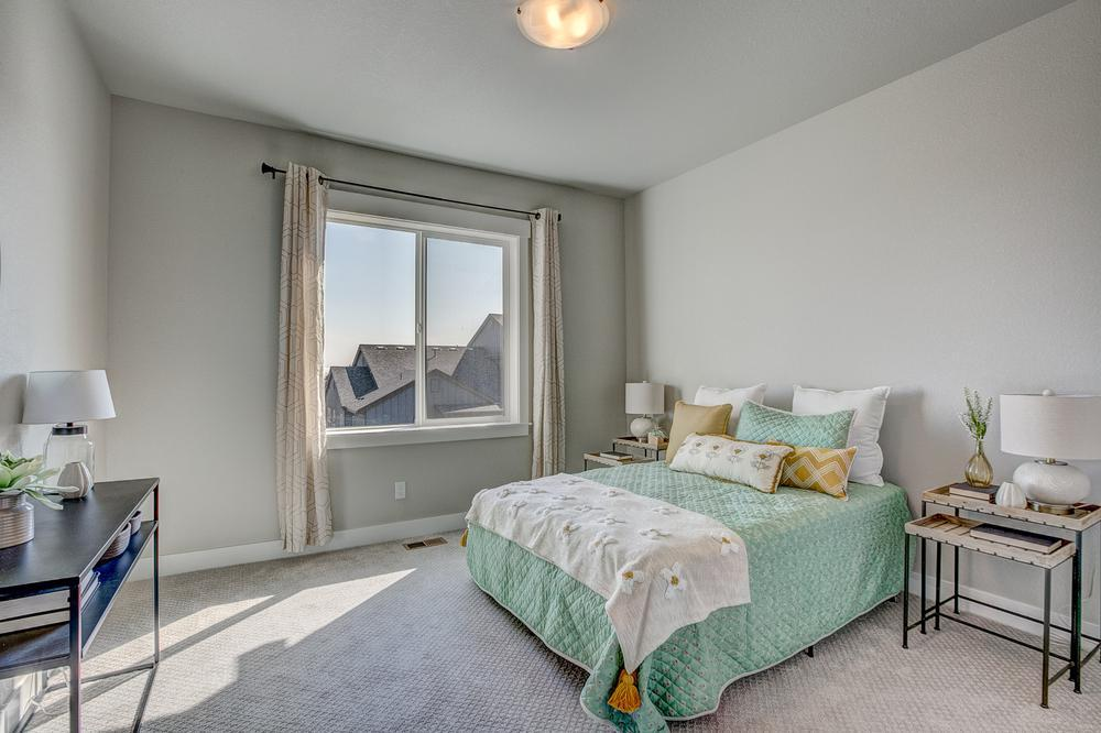 Bedroom featured in the Avalon By Landmark Homes - CO in Greeley, CO
