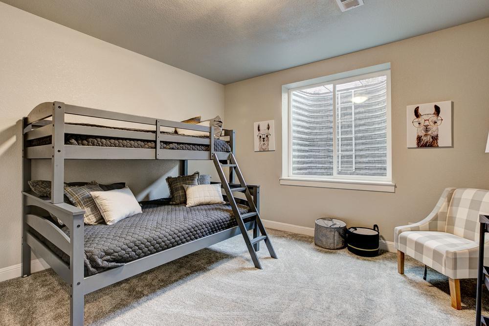 Bedroom featured in the Belmar By Landmark Homes - CO in Greeley, CO