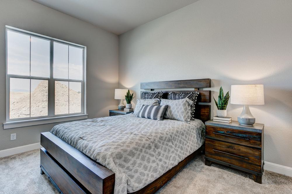 Bedroom featured in the Duxbury By Landmark Homes - CO in Greeley, CO