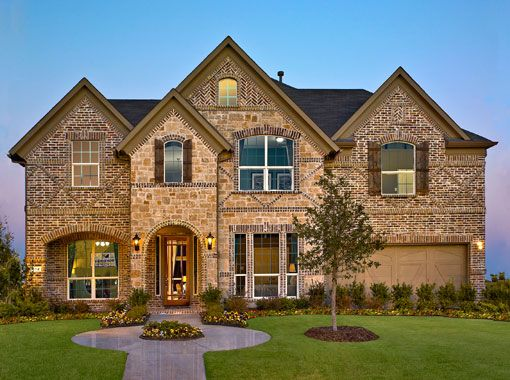 Lexington Country Heritage Series In Frisco Tx New Homes