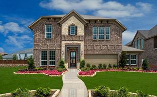 Lexington Country Impression Series by Landon Homes in Dallas Texas