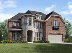 Richmond Collection - Hollyhock Classic Series: Frisco, Texas - Landon Homes