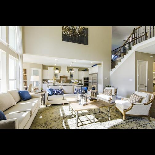 Walnut Springs at Twin Creeks: Allen, TX, New homes by Landon Homes
