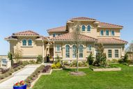 Lexington Country Executive Series by Landon Homes in Dallas Texas