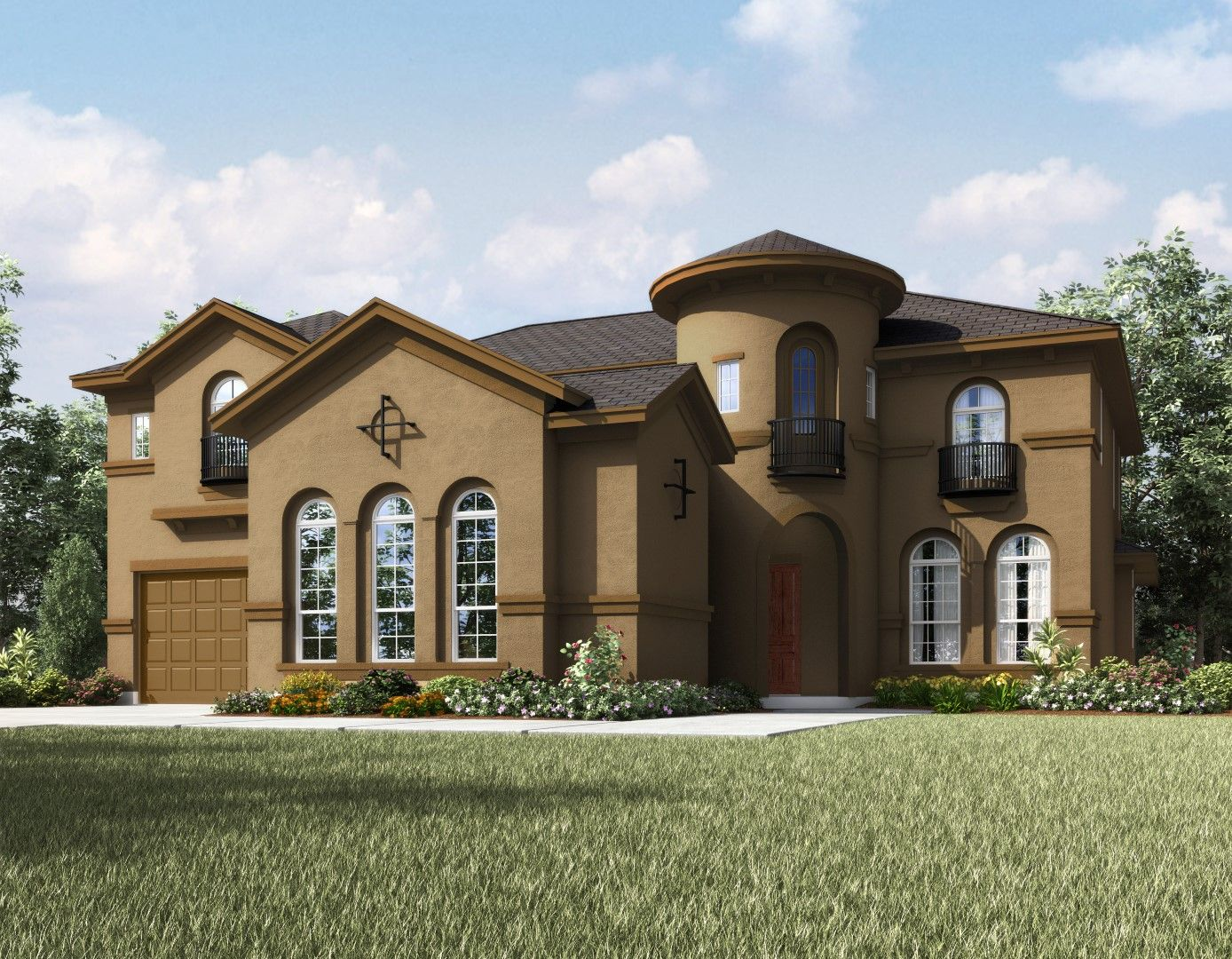Landon Homes New Home Plans in Frisco TX | NewHomeSource
