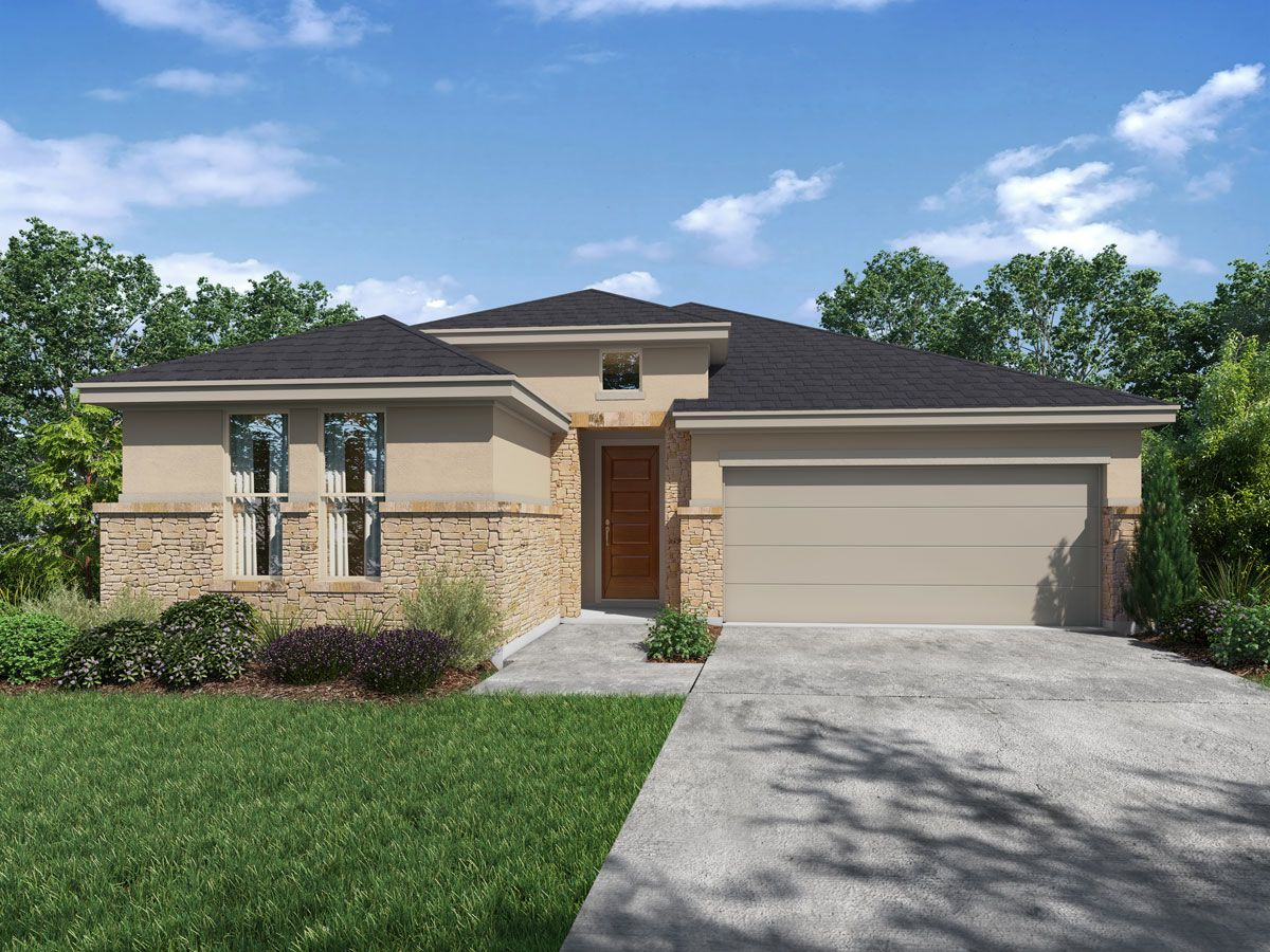 Exterior featured in the Stirling Collection By Landon Homes in Dallas, TX