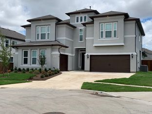 Eastwood Collection - Hollyhock Classic Series: Frisco, Texas - Landon Homes