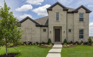 Edgestone at Legacy by Landon Homes in Dallas Texas