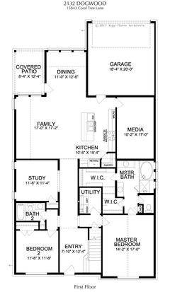 15843 Coral Tree Lane (Dogwood Collection)