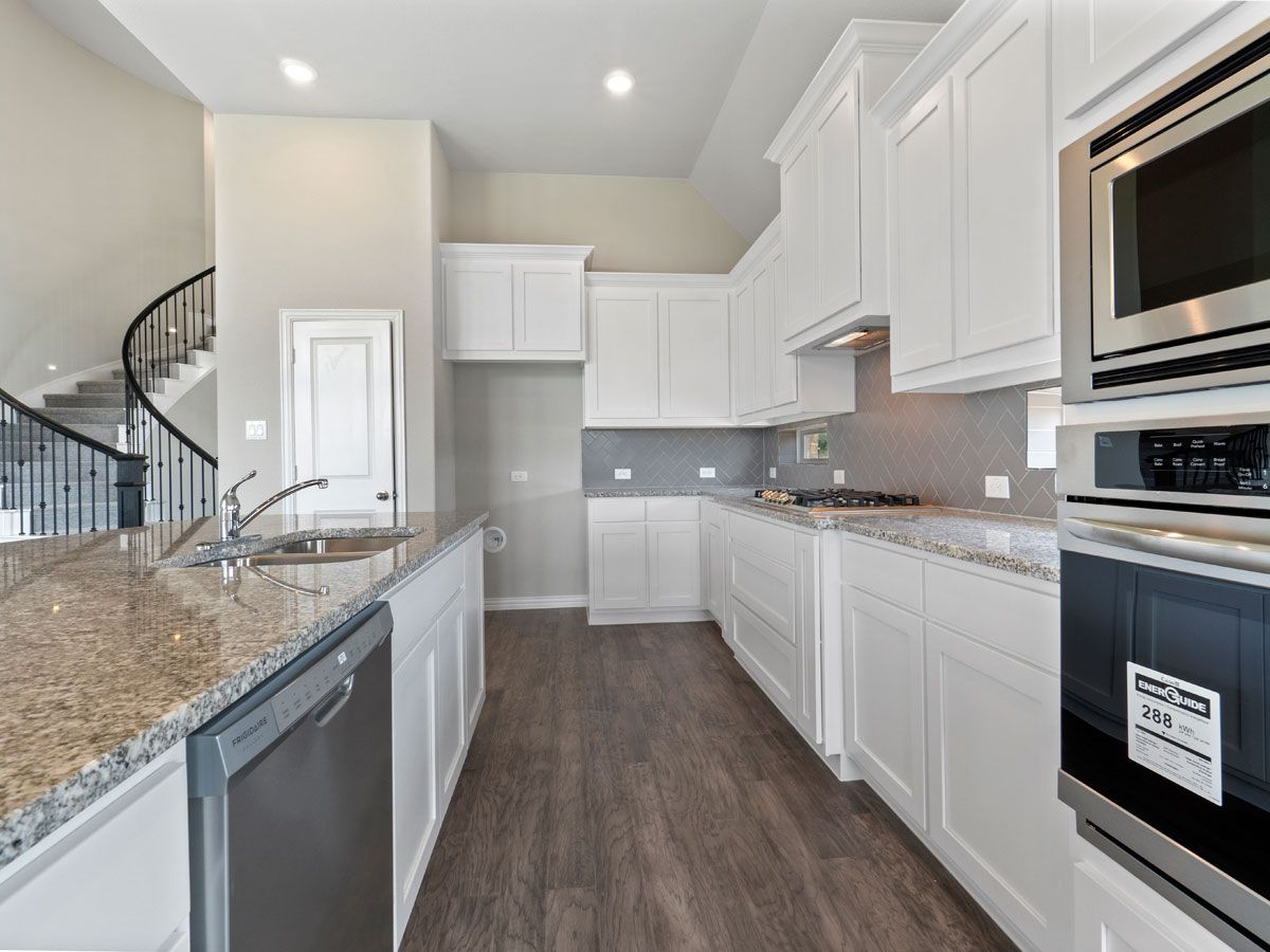 Kitchen featured in the Southlake Collection By Landon Homes in Dallas, TX
